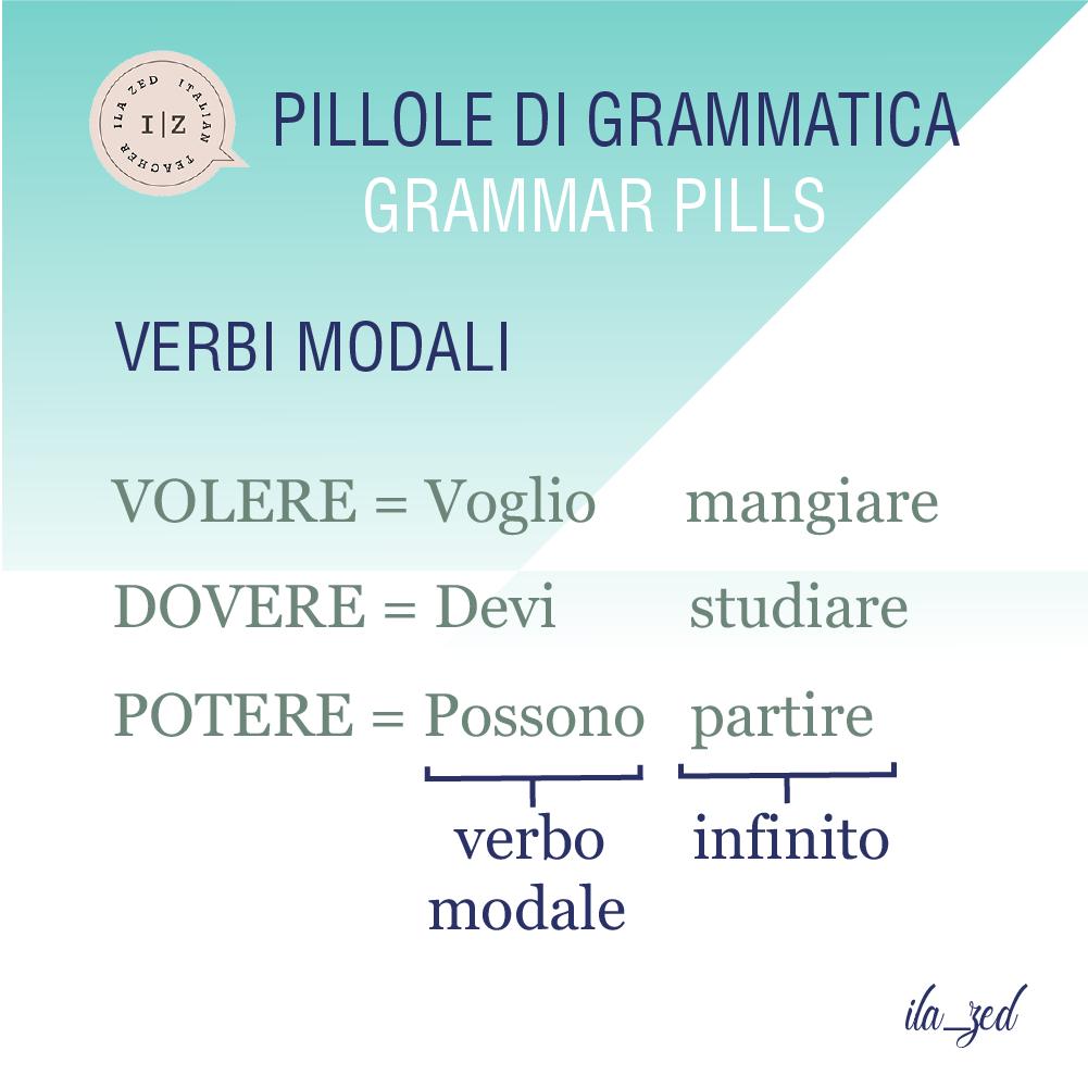 verbi modali 2